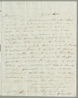1820. 15 Dec. John Hopton Forbes to Christopher Jeaffreson...