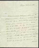 1821. 22 Nov. George and Robert Dennistoun to Christopher...