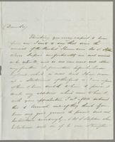 1823. 13 Dec John Hopton Forbes to Christopher Jeaffreson...