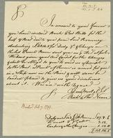 1799. 30 Oct. Richard and Thomas Neave to Christopher...
