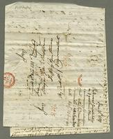 1819. 21 June. Robert William Pickwood to Christopher Jeaffreson..