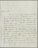 1823. 19 Dec John Hopton Forbes to Christopher Jeaffreson...