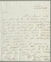 1821. 15 Jan. Goslings and Sharpe to Christopher Jeaffreson...