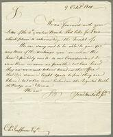 1801. 9 Oct. Richard and Thomas Neave to...