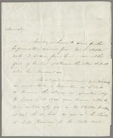 1824. 11 May. John Hopton Forbes to Christopher Jeaffreson...