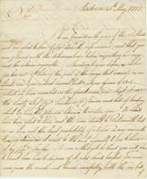 Fergusson, Mudoch and Co. (firm) Madeira, 25 May 1773...