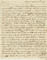 Gardner, William, fl. 1773. Antigua, 28 Sept. 1773. ALS to Joshua...