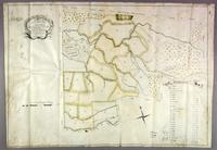 Plan of Montrose Estate Grenada (docket title) Grenada, 1774...