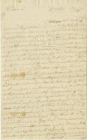 Grenada, May 1774. ALS to [Davenport and Wentworth]