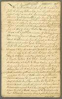 Battle of the Saints, West Indies, 10-12 April 1782, Ms. Diary