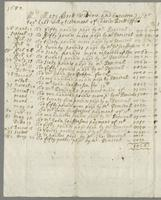 1682. Account of Charles Brett's will