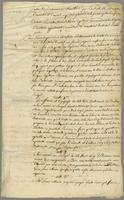 Point-a-pitre, Guadeloupe, 20 Reb. 1785