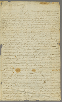 Newington, 24 April 1788. ALS to Joshua Wentworth
