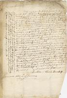 Letter to Arthur Sparke, Jamaica, 24 Jan. 1659.