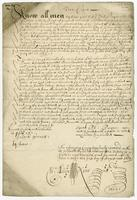 Copy of bond to Samuel Payne, 31 July 1662.