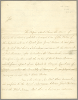 Custom House, March 14th 1796. Mr. T. Irving Transmitting Various Accounts. <Not with the Letter> (docket title)