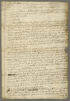 Petition Sr. Henry Puckering Knt. and others Creditors. of the late Earle of Carlisle (docket title)