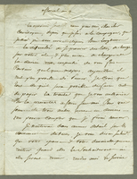 2 May 1801. ALS to Maisoncelle Vertille