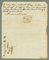 Ve. de Beauregard 2921# (docket title)
