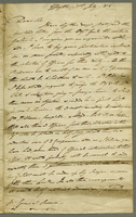 Hythe, 31 July 1814s. ALS to Major General Brown,...