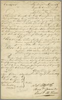 Survey of Provisions recd. by the Dispatch transport Victualler (docket title)