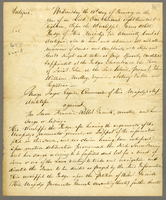 Copy of the Condemnation of the Snow Francis at Antigua. (docket title)