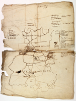 Bakers Map 1748
