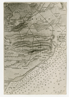 Photo, map of Foul Bay, SE coast of Barbados; includes Mangrove...