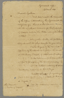 1845 Honble Wm Hanley Colonl Secty Castries 29 March Recd 31 March on Subject of Next Council the end of May to consider of the Ways and Means for 1846 (docket title).