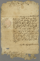 1839, 30 July. Ms. Leltlter, asking HK to be on the Council of...