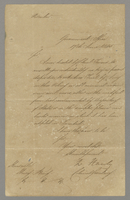 17 June 1845 Hanley to HK re: introducing Trial by Jury into St Lucia...