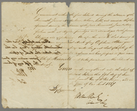 "1837, 5 June. Henry King is asked to be a ""Member of the Council of..."""