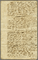3 Dec. 1838. Plan of Taxation for the Island of St Lucia for the year 1839... (docket title).