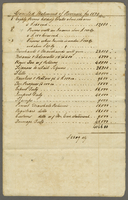 1839 Corrected Statement of Revenue for 1839 (docket title).