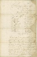11 July 1684 Orders upon the Report concerng Mr Freeman and Mr Bramley (docket title)