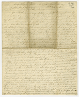 Antigua, 28 Dec. 1847. ALS to Mr. and Mrs. J. Murray [of Newcastle],...