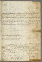 Copies of letters to Blathwayt, Barbados, 5 March . . . 12 March . . . 14 March 1691/2