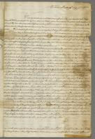 Letters to Blathwayt, Barbados, 14 May and 10 June 1692
