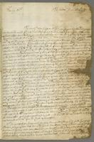 Letter to Blathwayt, Barbados, 11 June 1692