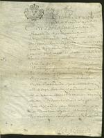 Letters, Paris, 24 May 1723