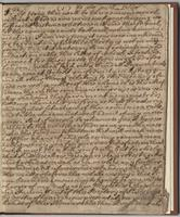 Copies of reports and letters, Barbados, 18 March 1703 - 20 April 1704