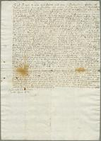 Copy of a Letter of Atty (docket title).