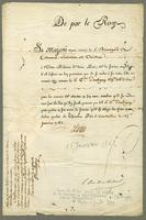 "Another copy, with pencil note ""Louis Constantin Joseph Le..."""