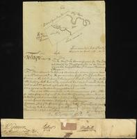 His Majesty To The HoNble Iohn Grahm Esqr.} Grant of Five Hundred Acres of woodLand in Great River Division Tobago (docket title0His Majesty To The HoNble Iohn Grahm Esqr.} Grant of Five...