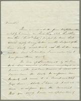 1821. 19 Sept. John Hopton Forbes to Christopher Jeaffreson...
